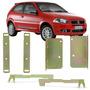 Suporte Trava Elétrica Fiat Palio Siena 4 Portas Ferragem
