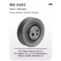 Tensor Alternador Ranger S10 Blazer Maxion Hs 2.5 Ro4303