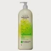 Creme Hidratante Naturals Erva Doce 1 Litro Avon