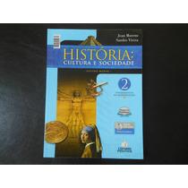 História Cultura E Sociedade 2 Ensino Médio Para Professor