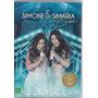 Dvd Simone E Simaria Live Part. Anitta Novo Lacrado Original