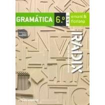Projeto Radix Gramática - 6º Ano - Nova Ortografia Sa