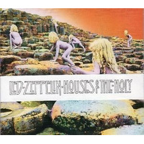 **led Zeppelin** **houses Of The Holy** 2cds**