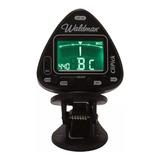Afinador Clip Para Instrumentos De Corda Waldman Cp-10 Bk