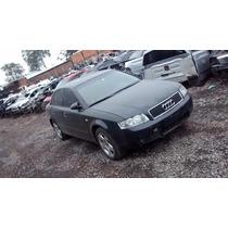 Sucata Audi A4 1.8 T Bartolomeu Peças