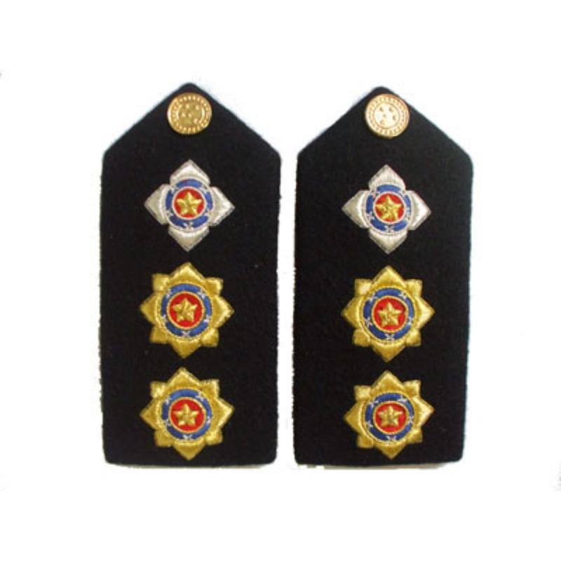 Platina para Tenente Coronel  - PMMG