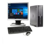 Hp Elite 8000-core 2 Duo E8400 3.0 Ghz 4 Gb-ram-hd 320+wi-fi