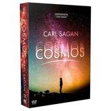 Cosmos - Carl Sagan: A Série Completa - Ediçao Definitiva