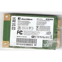 Placa Rede Wireless Lg R40 R400/ Asus Eeepc 904hd (ar5bxb63)