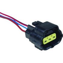 Chicote Conector 3 Vias Sensor Tps Gm Kadet Monza Corsa Atx