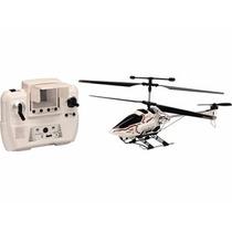 Helicóptero Controle Remoto Sky Eye C/ Camera Rsilverlit Dtc