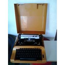 Maquina De Escrever Remington 12 -não Está Funcionando.
