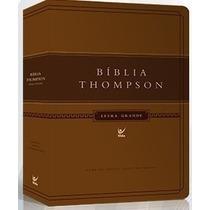 Thompson Letra Grande Luxo 17x23,5 + Bíblia Criancinhas