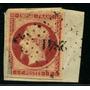 França Clássicos Napoléon 1853 Yvert 18 Obliterado