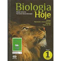 Biologia Hoje Vol. 1 Sérgio Linhares E Fernando Frete Gratis