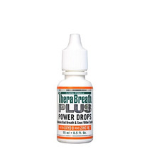 Therabreath Plus Power Drops