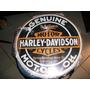 Placa Decorativa Harley Davidson 45cm De Diametro