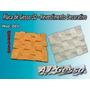Placa De Gesso 3d-revestimento Decorativo (mosaico)