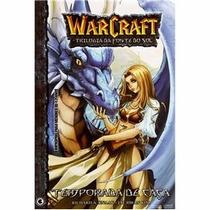 Mangá Warcraft Trilogia Da Fonte Do Sol Temporada De Caça