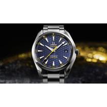 Relógio Omega Seamaster Aqua Terra 150 M James Bond 007