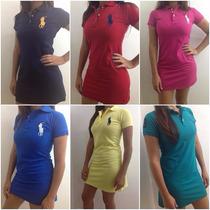 Kit 10 Vestidos Feminino Polo Ralph Lauren - Pronta Entrega