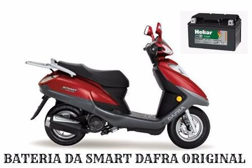 7ce90d66cfa Bateria Heliar Smart Dafra 100% Original ( Mosca Branca )