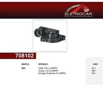 Sensor De Posição Borboleta Gm Chevrolet Celta, Corsa 1.0, 1