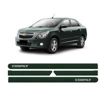 Friso Lateral Cor Original Do Carro Chevrolet Cobalt Verde