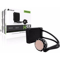 Water Cooler Intel Amd Corsair H55 Hydro 120mm