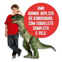 2 Volumes Da Coleção T-rex - Construindo Seu Dinossauro