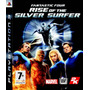 Fantastic Four Rise Of The Silver Surfer Ps3 Mídia Física Us