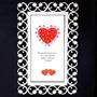 Quadro Cartão Amor Frase: Tão Especial Quanto Você ...
