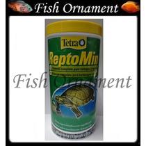 Ração Tetra Reptomin 220g Fish Ornament