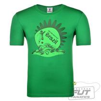 Camiseta Adidas Fifa Copa Do Mundo 2014 - Futfanatics