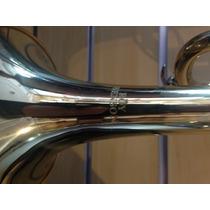 Trompete Roy Benson - Tecnologia Alemã - Sib Estojo+bocal