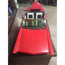 Carro Controle Remoto Deluxe Crusader 101 Antigo