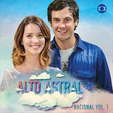Alto Astral - Nacional - Vol 1 - Cd