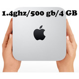 Apple Mac Mini Core I5 1.4ghz / 500gb Hd / 4gb - Novo