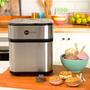 Máquina Sorvete Natural Sorveteira Fun Kitchen 110v Saúde Original