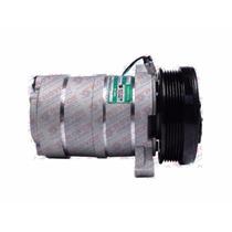 Compressor Ar Condicionado Gm Silverado 6cc Frete Grátis.