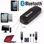 Adaptador Bluetooth Musica Celular Carro Casa Dvd Usb P2