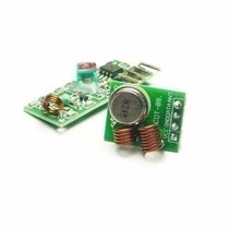 Rf 433mhz Transmissor E Receptor - Arduino