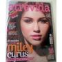 Revista Atrevida 197 Miley Cyrus Poster Nxzero Justin Bieber