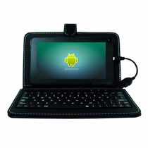 Tablet 7´ Android 4.4 Quadcore Wifi Bluetooth + Capa Teclado