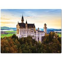 Puzzle Quebra Cabeça Castelo De Neuschwanstein 1000 Peças