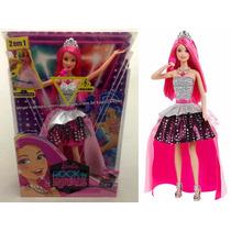 Boneca Barbie Courtney Musical Rock