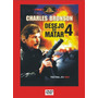 Dvd - Desejo De Matar 4 - Charles Bronson - 1987