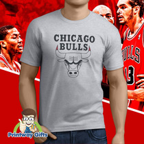 Camiseta Chicago Bulls 3 - Nba - Temos Todos Os Times!