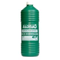 Agua Desmineralizada 7 Litros P Bateria E Limpeza Radiador