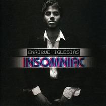 Cd Iglesias,enrique Insomniac Importado